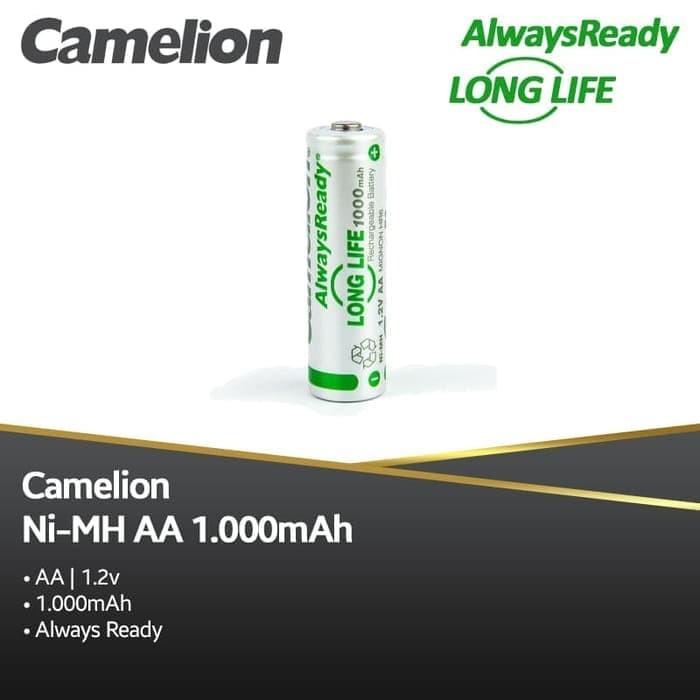 Foto Produk Baterai Charger Camelion A2 1000 mAh Bp1 dari RedSkyonline