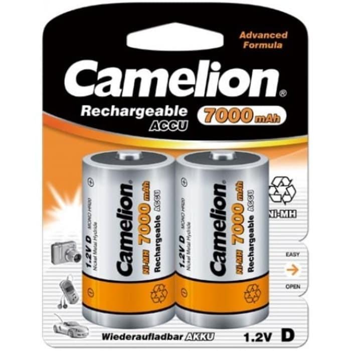 Foto Produk Camelion D 7000 mAh Battery Bp2 dari RedSkyonline