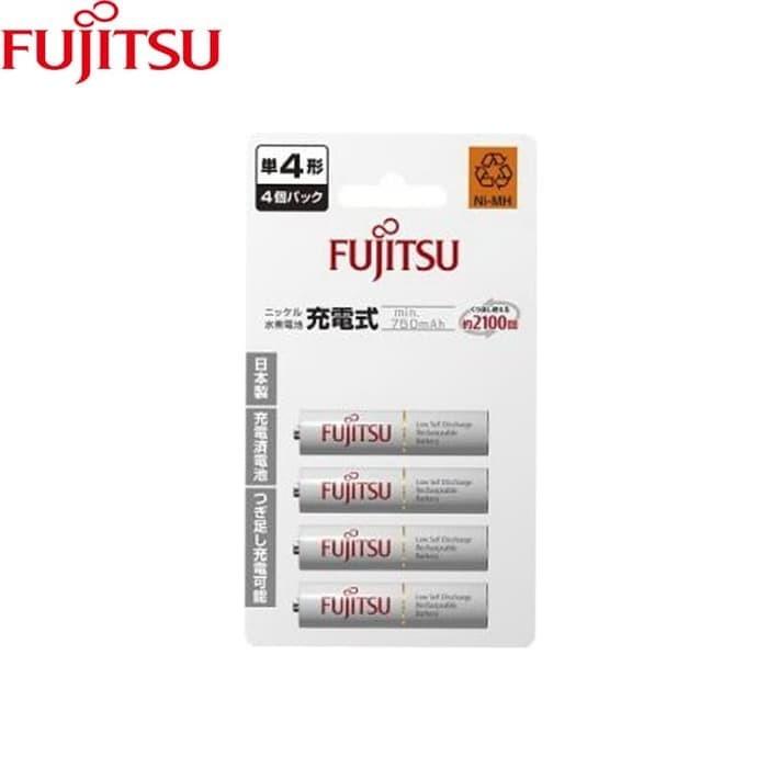 Foto Produk Fujitsu Baterai Charger A3 750 mAh Bp4 dari RedSkyonline