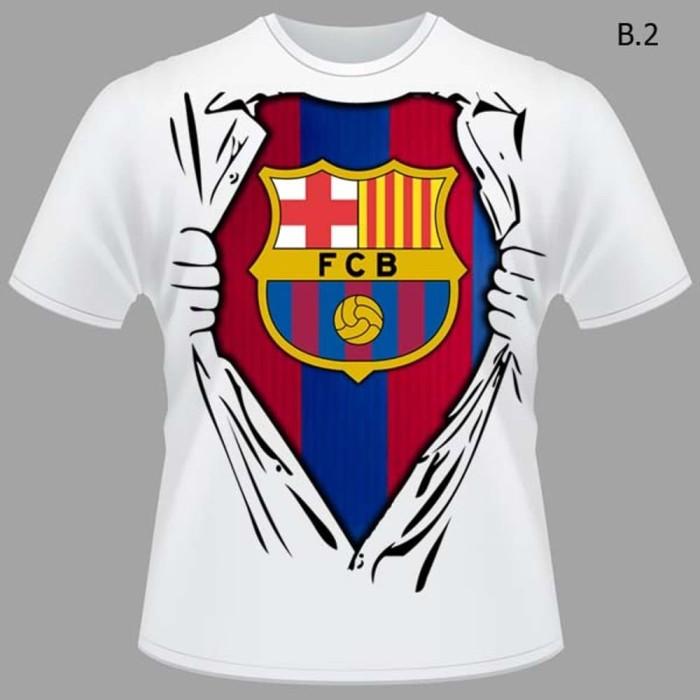 timeless design 38e34 6a046 Jual Kaos Barcelona, Jersey Bola Barca B.2 Limited - Jakarta Selatan -  prabotjayashop | Tokopedia