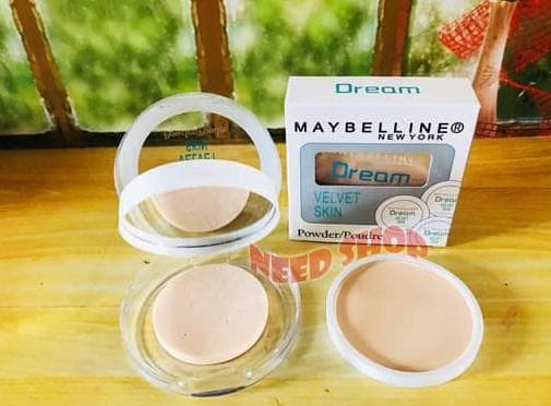 Bedak Maybeline / Maybelline Foundation Powder 2 In 1 Blue Star