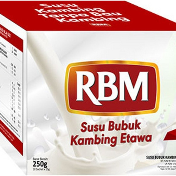 susu kambing RBM