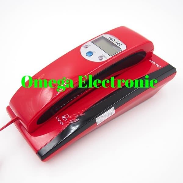 harga Telepon sahitel s35 - telpon rumah kantor single line s 35 pesawat Tokopedia.com