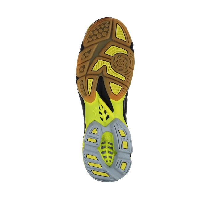 Jual Sepatu Volly Voli Mizuno Original Wave Lightning Z3 Hitam Putih ... 2ac5a98c6c