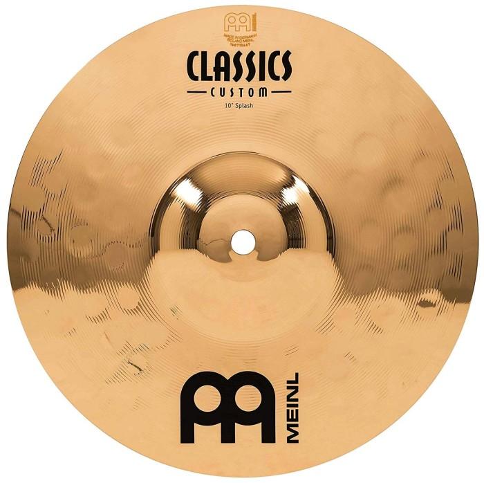 harga Meinl classics custom 10 inch splash cymbal Tokopedia.com