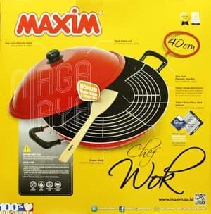 Maxim wok 40cm