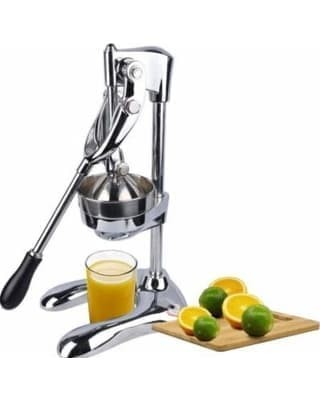 Mesin Alat Peras jeruk Manual Stainless Vortex / Hand Juicer