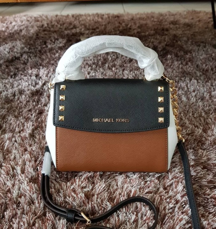 9c54a5547bdba2 Jual Tas michael kors original - Mk karla mini crossbody luggage ...
