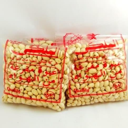 harga Kacang pistachios / kacang ketawa 500gram Tokopedia.com