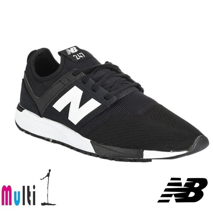 Jual New Balance Men 247 Sepatu Olahraga Pria NEWMRL247CK - Multi1 ... ba962d1402