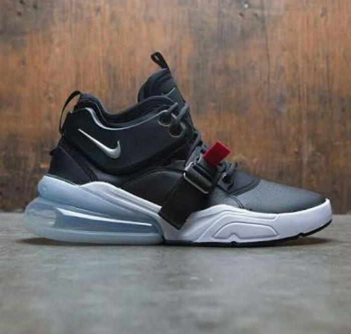 Jual Sepatu Sneakers Nike Air Force 270 Hyper Crimson High Premium ... a0d2bf54c