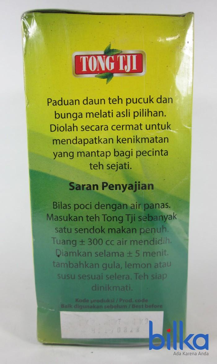 Harga Tong Tji Teh Melati Premium 250g Rp 51000 Sagha Ultimate Oil Original