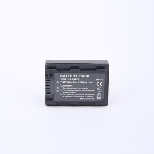 harga Battery np-fh50 for sony alpha a230 a330 a380 sony dcr-dvd sony dcr-sr dll Tokopedia.com