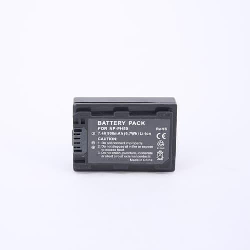 harga Battery np-fh50 for sony alpha a230 a330 a380 sony dcr-dvd sony dcr-sr dll Tokopedia.com