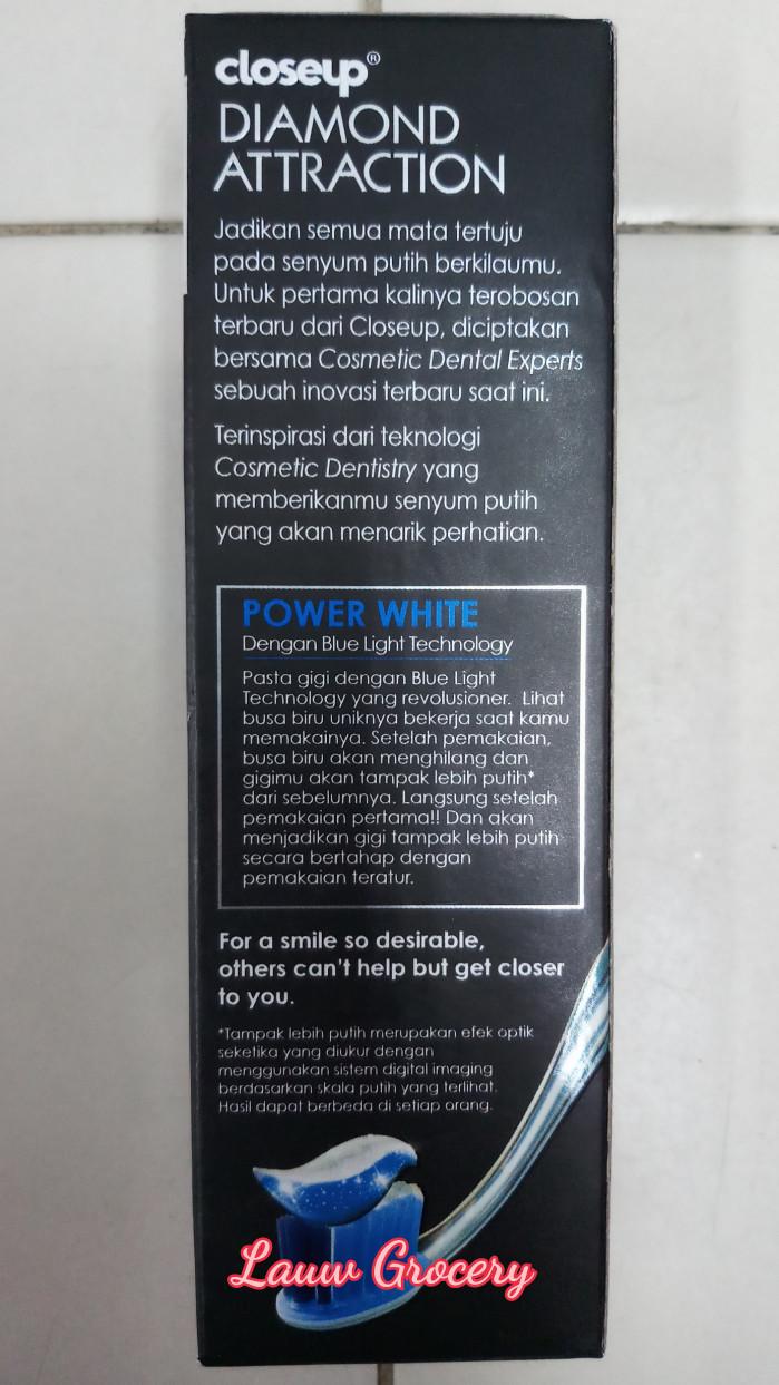 Jual Close Up Diamond Attraction Toothpaste 100gr Pasta Gigi Pemutih Odol
