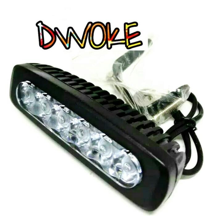 harga Lampu led cree tembak e06 6led 6mata variasi aksesoris motor mobil Tokopedia.com