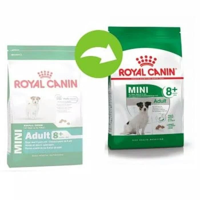 Foto Produk Royal Canin Mini Adult 8+ / Senior Dog 2kg - Promo Price dari Carlospetcenter