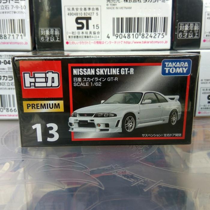 Tomica No.8 Nissan Skyline Miniature Car Takara Tomy blister