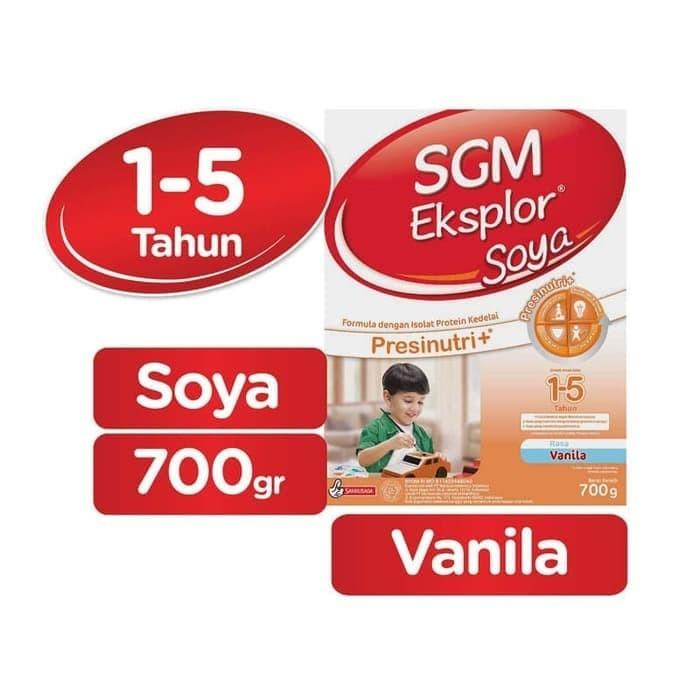 Foto Produk SGM SOYA 1 - 5 Tahun 700 gr - Madu dari Toko Susu Si Kembar