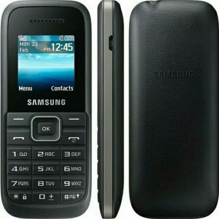 Jual Samsung Keystone 3 B109e Black White Bull Cell Tokopedia