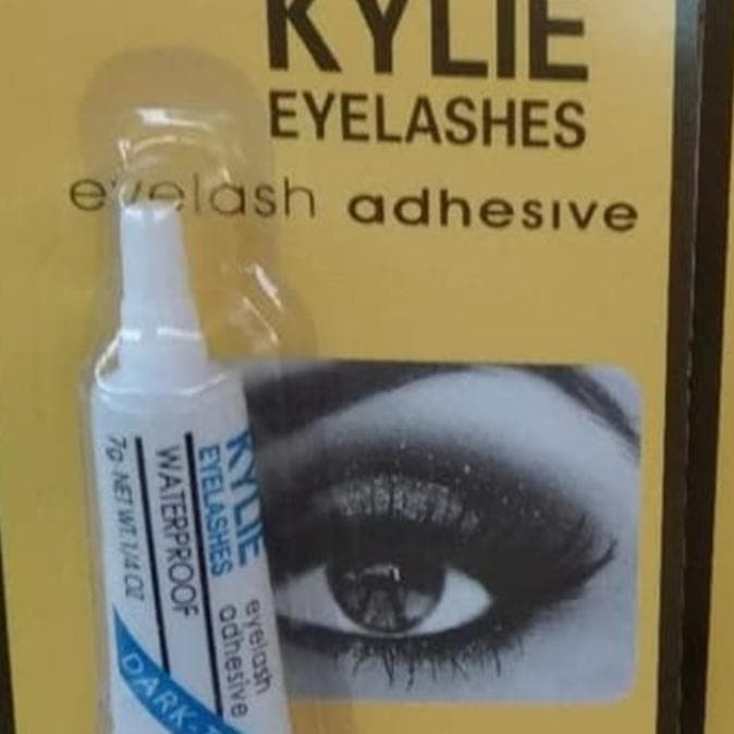 Kylie Eyelashes Waterproof - Lem Bulu Mata