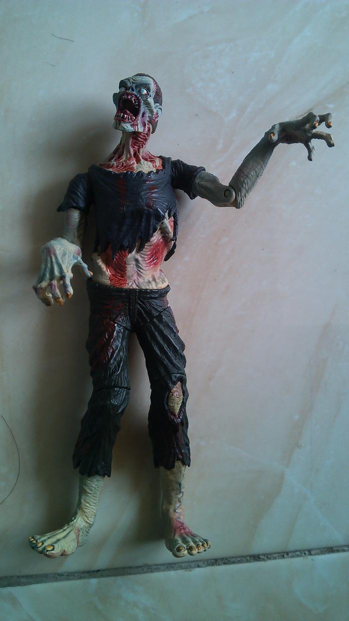 Jual Zombie Crush Jakarta Utara Art Figure 21