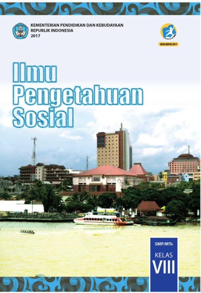 Jual Buku Smp Ips Kelas 8 Kurikulum 2013 Revisi 2017 Jakarta Barat Cerdas Membaca Tokopedia
