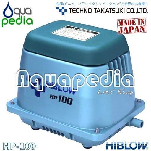harga Techno takatsuki hiblow hp-100 japan pompa udara blower air pump Tokopedia.com