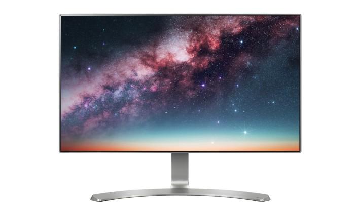 LG 24MP88HM-S IPS Full HD Monitor 4 side Borderless