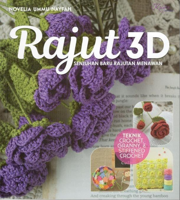 Buku Rajut 3D