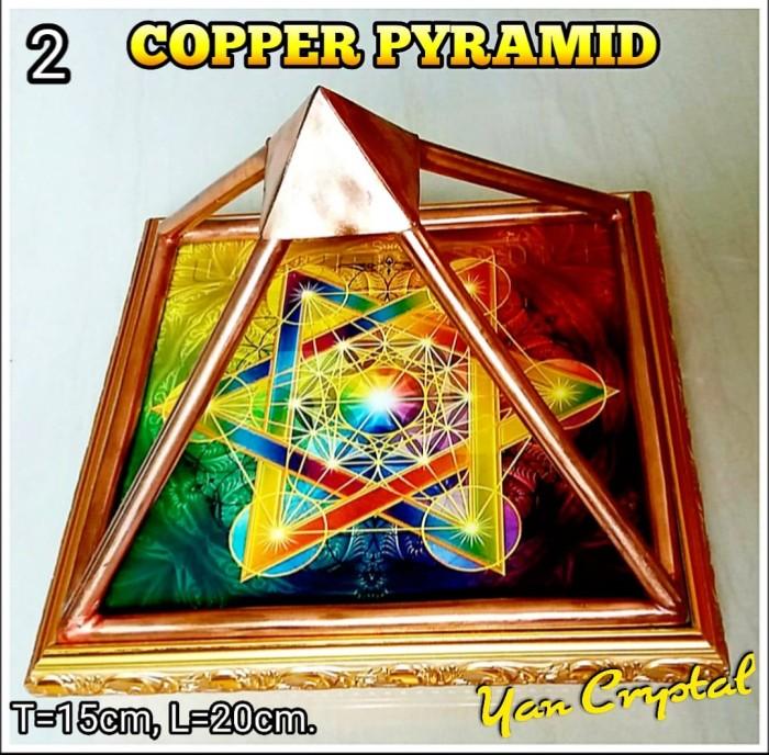 Jual COPPER PYRAMID - Jakarta Utara - Yan-Crystal | Tokopedia