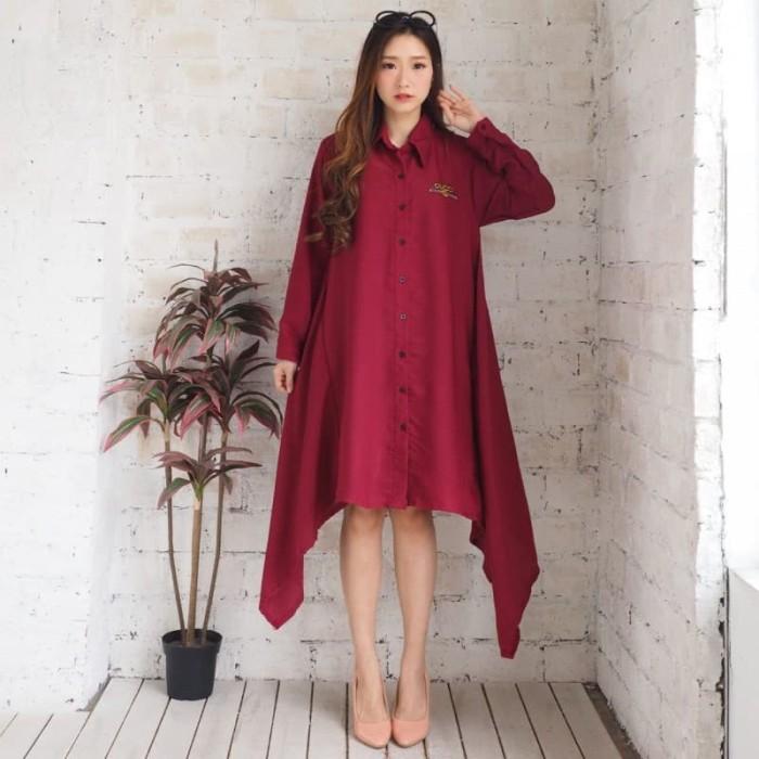 Setelan Wanita Muslim - Baju Tunik Import Premium Baju Hijab Grosir ... 92b745fe96