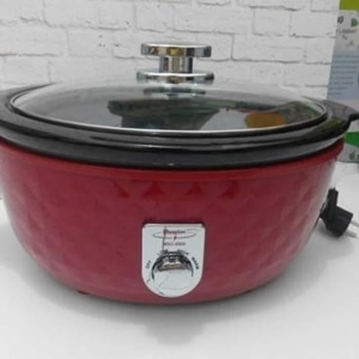 ... Maspion MSC6500 Slow Cooker 6 Liter 250 Watt