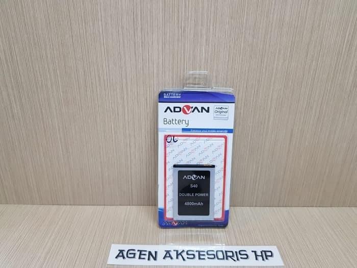 Murah Baterai Advan S40 Batre Advan S4F Battery Advan S4X ORIGINAL 2