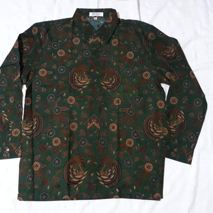 harga Kemeja batik danar hadi solo motif 0892 Tokopedia.com