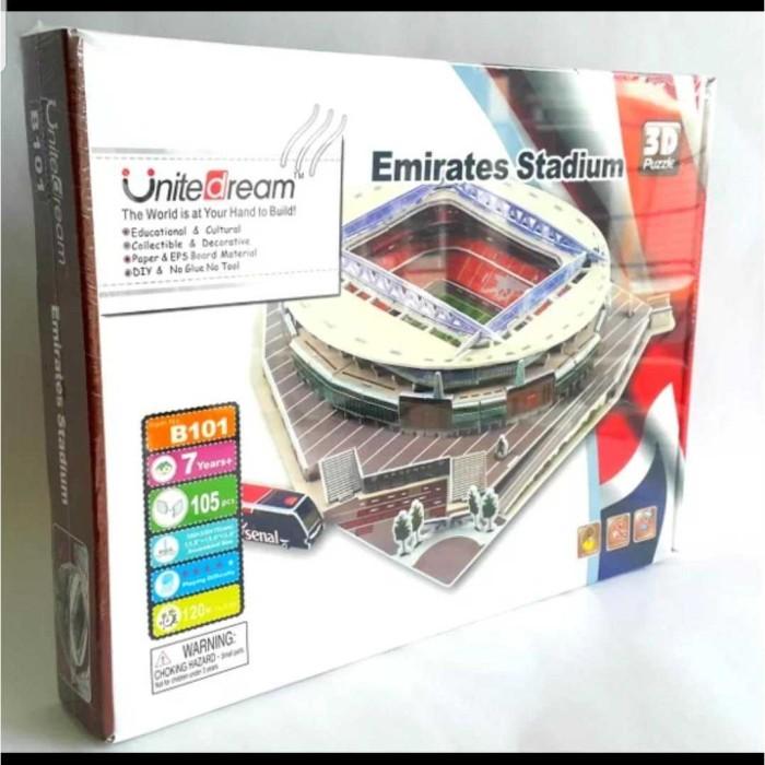 Info 3d Puzzle Stadium Travelbon.com