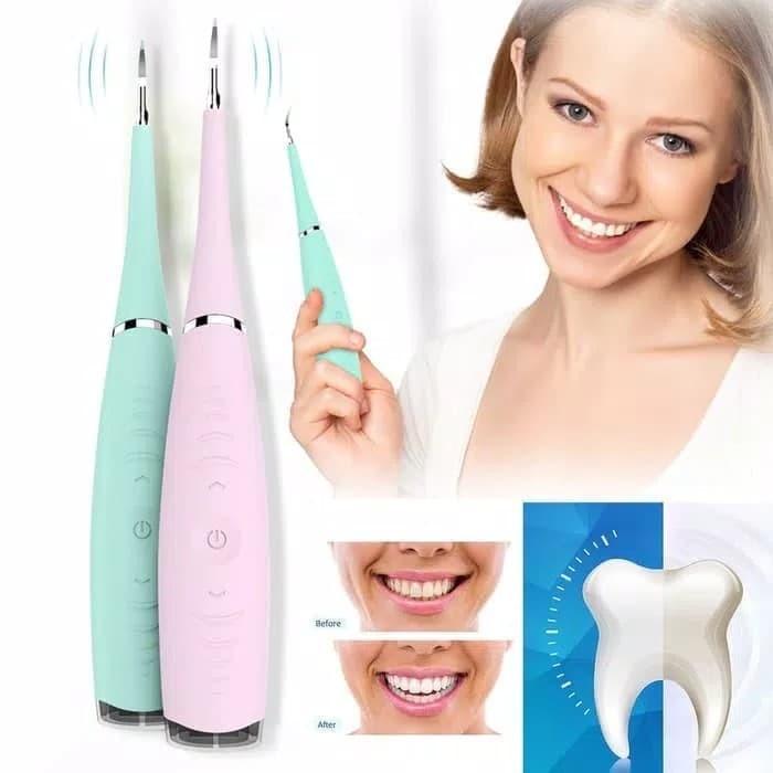 Jual Dental Scaler Portable Alat Penghilang Karang Gigi
