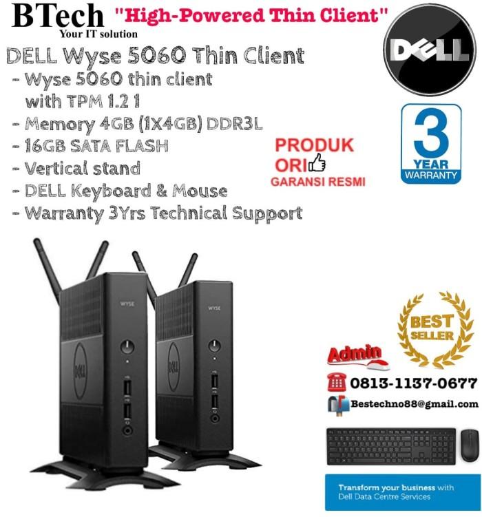 harga Dell wyse 5060 thin client Tokopedia.com