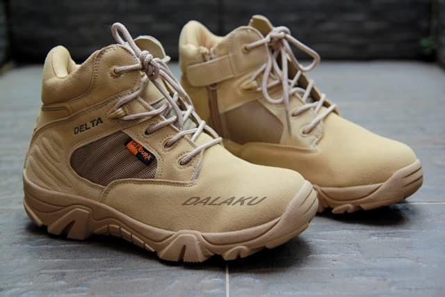 Sepatu Delta Force 6 Inci - Daftar Harga Terlengkap Indonesia 1bcd38100a