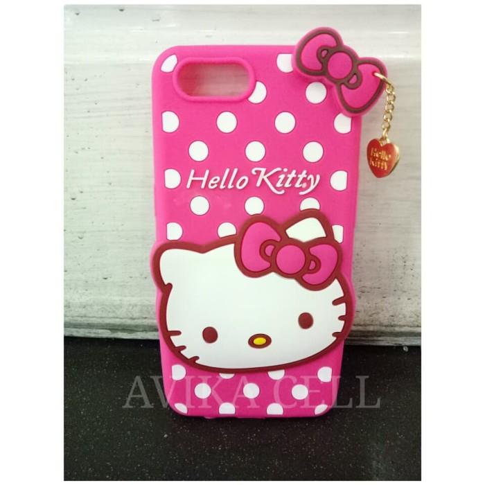 new product 070ad 241d4 Jual Case Boneka 4D Oppo A3s Rubber Karakter Silicone Hello Kitty - Kota  Bekasi - Avika cell   Tokopedia