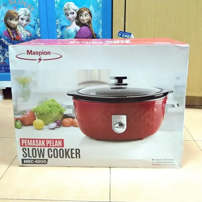 Maspion Slow Cooker