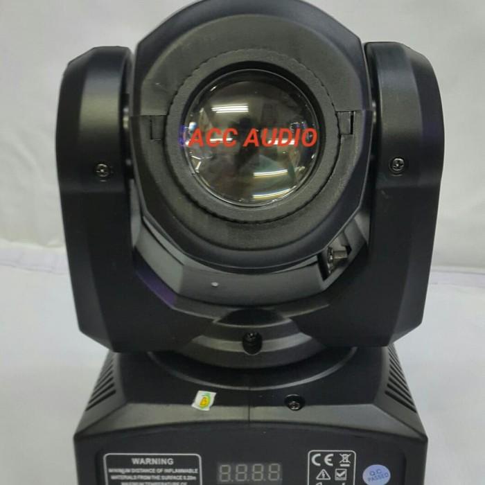harga Mini moving head gobo light 35w Tokopedia.com