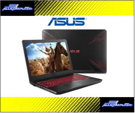 harga Asus tuf fx504gd-e4308t gaming - i7 8750h 8gb 1tb 8sshd gtx1050 w10 Tokopedia.com