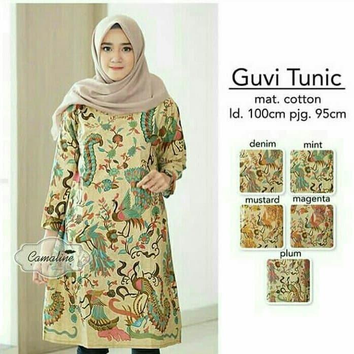 harga Tunik/dress batik merak papua terbaru termurah best seller Tokopedia.com