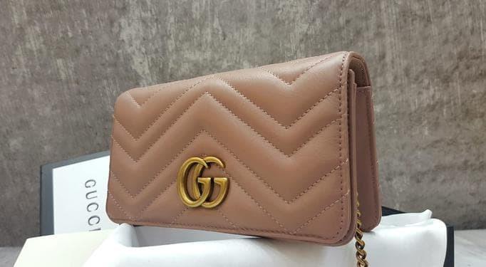 Jual Sweet Gucci Marmont Sling Woc 18Cm   Tas Selempang Pesta Wanita ... ad7f80eea4