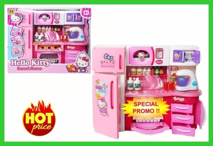 Katalog Mainan Masak Masakan Hello Kitty Travelbon.com