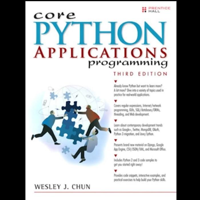 Ebook Core Python Programming by Wesley J Chun
