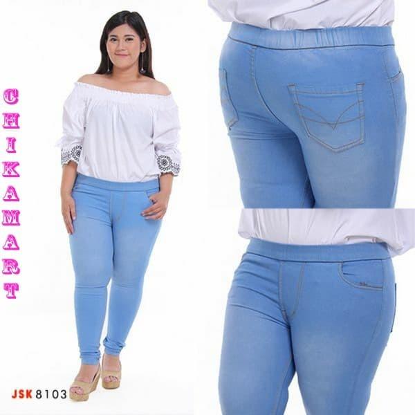 Jual Chika Jeans Celana Panjang Legging Levis Wanita Bigsize 31 34 Jsk L Jakarta Pusat Cikamart Official Tokopedia