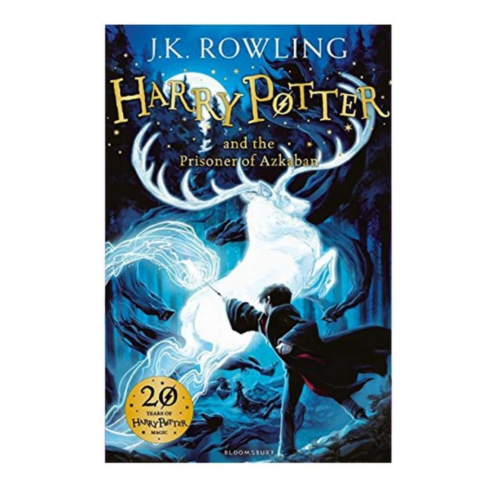 harga Harry potter 03: harry potter and the prisoner of azkaban Tokopedia.com