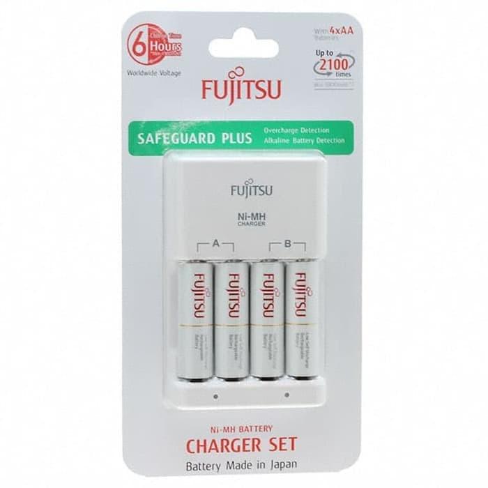 Foto Produk Fujitsu Charger 6 Jam + 2100 mAh Bp4 dari RedSkyonline